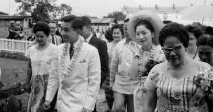 「昭和天皇のフィリピン訪問1962年」の画像検索結果