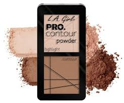 <b>L.A. Girl палетка</b> для контурирования PRO Contour Powder купить ...