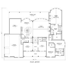 Inspiring Large One Story House Plans   Large One Story House    Inspiring Large One Story House Plans   Large One Story House Plans With Porches