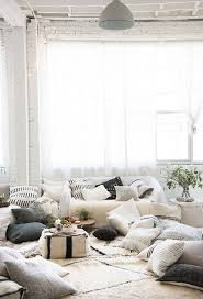 floor sitting furniture. movie night could be very cozy when you all are sitting on a floor furniture u