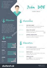 modern cv curriculum vitae resume design stock vector  modern cv curriculum vitae resume design photo
