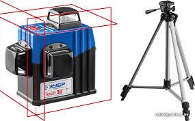 <b>Зубр Крест</b>-<b>3D</b> 34908-2 (со штативом) <b>лазерный нивелир</b> купить ...