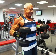 Image result for older bodybuilder