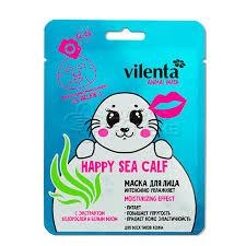 <b>Вилента</b> маска д/лица ANIMAL MASK HAPPY SEA CALF ...