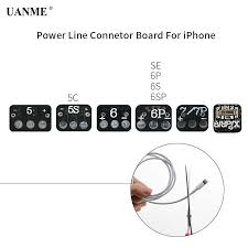 <b>UANME</b> DC <b>Power Supply</b> Phone <b>Current</b> Test Conector Board For ...