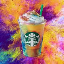 Starbucks' <b>Tie Dye</b> Frappuccino Has Arrived: Flavor, Ingredients and ...