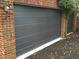 Image result for sectional garage door installation