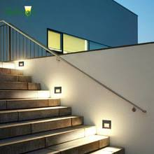 <b>Настенный светодиодный светильник</b> для лестницы ...