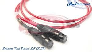 <b>Кабель межблочный аналоговый</b> Nordost Red Dawn LS (<b>XLR</b> ...