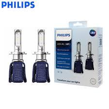 <b>Philips</b> светодиодный H7 <b>Ultinon Essential</b> автомобильные <b>лампы</b> ...