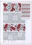 Бесплатные узоры и схемы для вышивки крестом