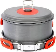 <b>Набор</b> посуды Ecos <b>Camping</b> CW-C06S 7 предметов купить в ...