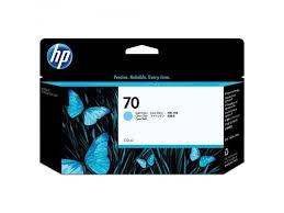 <b>Картридж HP</b> №<b>70</b> для DesignJet Z3100, Z2100, светло-голубой ...