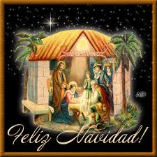 tarjetas de navidad clasica