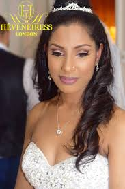 heveneiress london makeup artists black bridal top uk asian