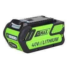 Батарея <b>Greenworks</b> (Гринворкс) литий-ионная 4 А*ч G40B4 <b>G</b> ...
