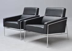 lounge chair model 3300 1956 produced by camila lounge chair 07