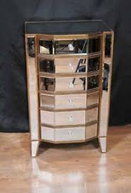 image is loading mirrored chest drawers tall boy art deco furniture art deco furniture information