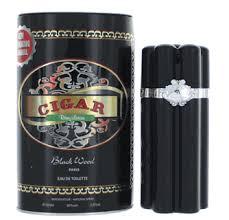 <b>Cigar Black</b> Wood by <b>Remy Latour</b>, 3.3 oz Eau De Toilette Spray for ...