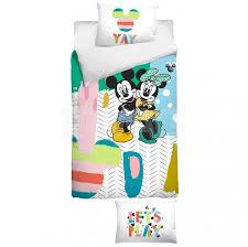 <b>Постельное белье Disney</b> 1,5-спальное ранфорс <b>Minni</b> - IRMAG.RU