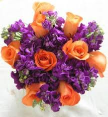 Image result for fall wedding bouquets with purple