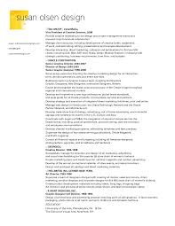 Resume Examples Creative Graphic Design Resume Templates Cover