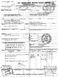 a detailed look at at prototype waybill modeling the cnw in you can a scan of that waybill here greenbayroute com 1962ahwwaybills2 htm 02 andy s permission i ve cleaned up the scan a bit and