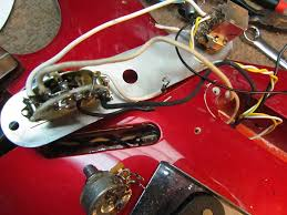 crawls backward when alarmed telecaster shielding part two i already had a 4 way pickup switch in the tele as well as a tone pot a push pull switch on it to select either of the coil taps on the bridge