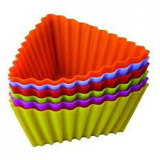 "<b>Набор силиконовых форм для</b> выпечки Regent Inox ""Тарталетки ..."