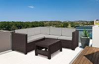 <b>Комплект плетеной мебели Keter</b> PROVENCE SET 17204454 ...