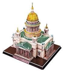 3D-пазл <b>CubicFun Исаакиевский собор</b> (MC122h), 105 дет.
