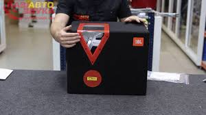 <b>Сабвуфер JBL</b> CSX-1400BP - YouTube