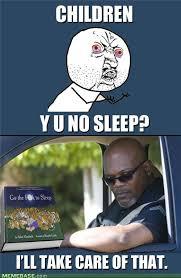 Samuel L. Jackson's Solution To Sleep-Deprived Parents   We Know ... via Relatably.com