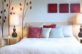 applying good feng shui bedroom decorating ideas enchanting image of red and white feng shui bedroom decor feng shui
