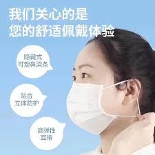 China <b>Disposable</b> Safety Protection Non-Woven <b>3</b>-<b>Layer Anti</b>-Virus ...