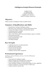 resume examples business analyst appointment letter intelligence gallery of resume examples business