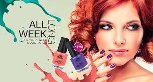 <b>Недельные лаки для ногтей</b> - купить в интернет-магазине LCN