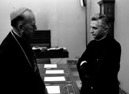 Image result for Photo of Vatican Council II