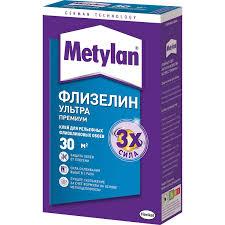 <b>Клей обойный Metylan Флизелин</b> 250 г купить по цене руб. в ОБИ
