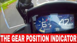 2019 Honda CB500X First look <b>Gear position Indicator</b> - YouTube