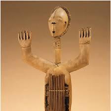 <b>African</b> sculpture