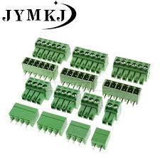 10SETS <b>KF2EDG</b>/<b>15EDG</b> 3.81 Pluggable Terminal Block Connector ...