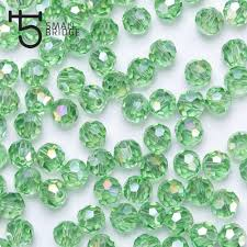 Detail Feedback Questions about <b>100pcs 4mm Austria</b> Green ...