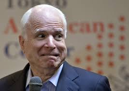 "It is said that O'Bagy even orchestrated McCain's trip to Syria to visit rebel commanders.""[80]. John McCain. As Ryan Evans of the National Interest rightly ... - mccain"