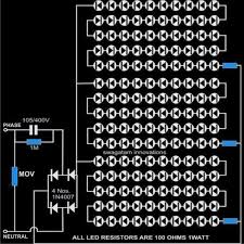 led street light circuit diagram the wiring diagram simple led tubelight circuit explained comprehensively circuit diagram