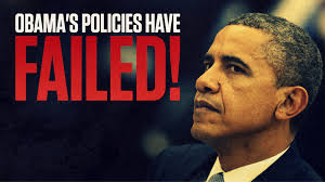 Image result for obama failed