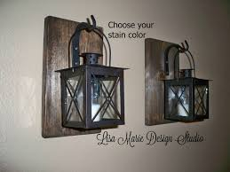 new mexico home decor: rustic bathroom decor rustic home decor wrought iron lantern set wall sconce wall hanginghome and living kitchen decor lantern pair