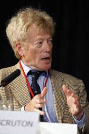 Roger Scruton English Nationalist and the vote for Scottish Indpendence - scruton