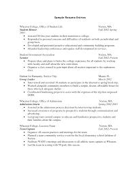 recent college graduate resume sample jobresume gdn recent graduate resume samples