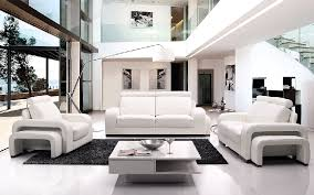 furniture design ideas white living room modern comfortable leather sofa chair electric table with storage black white living room furniture